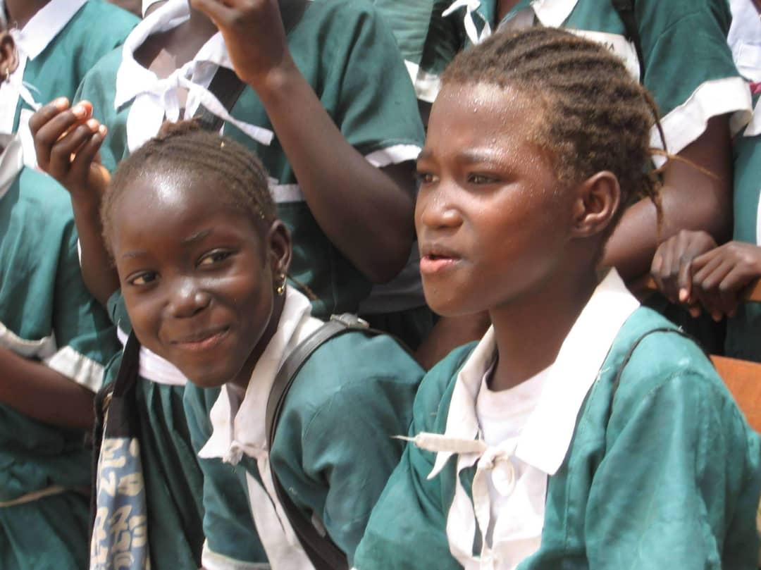 Sisters in Makeni Community