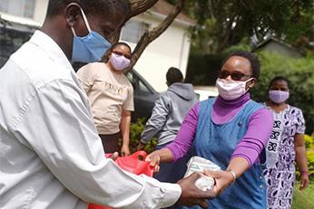 Nairobi Community in Kenya