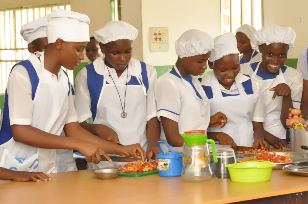 Food and Nutrition class