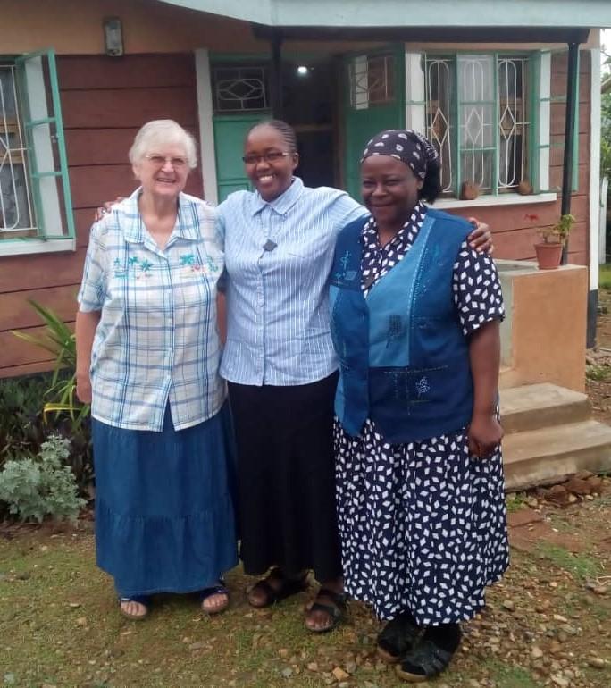 Sisters in community