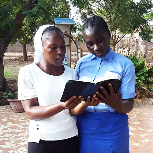 Pastoral Ministry in Soma, The Gambia