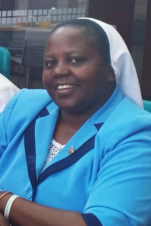 Sister Joan Mukhwana